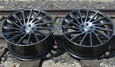 "22"" RF16 Road Force Wheels Set of 4 For Mercedes S550 2007 - 2016 22x9 / 22x10.5"