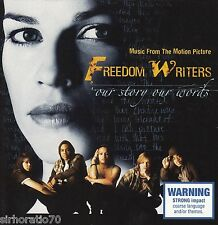 FREEDOM WRITERS Motion Picture Soundtrack CD