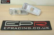 Nissan 180SX S13 Front Bumper Crystal Clear Side Light