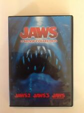 Jaws 3-Movie Collection (DVD, 2015, 2-Disc Set)Authentic US Release