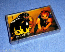 PHILIPPINES:BLUR - Parklife,TAPE,Cassette,RARE,SEALED