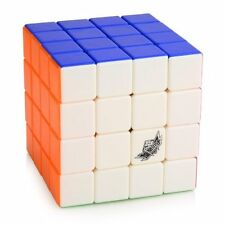 US Cyclone Boys 4x4 FeiYue Stickerless Speed Puzzle Magic Cube Twist Smooth Gift