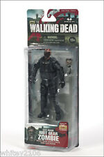 GAS MASK RIOT GEAR ZOMBIE THE WALKING DEAD TV SERIES ACTION FIGURE SERIES 4 NEW