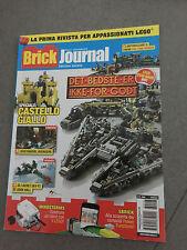 LEGO Brick Journal Numero 3 introvabile Rivista Giornale Magazine Italia
