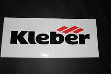 Kleber neumáticos tire PNEU Pegatina Sticker Adhesivo decal bapper logotipo en letras XL