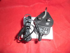 leader electronics ac adapter output 5v d.c 300ma uk plug model;mu03-d50030-b2