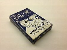 Swap Card Deck, Giant Faces Playing Cards Blue Free Shipping No 36
