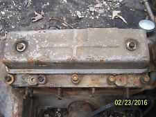MF MASSEY FERGUSON 35, 50,135,150 TRACT Z134 CONTINENTAL GAS ENGINE VALVE COVER