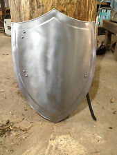 Medieval heater shield SCA LARP WASTER 16g