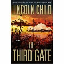The Third Gate by Lincoln Child (2013, Paperback)