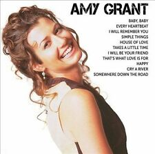 """AMY GRANT, CD """" ICON"""" NEW SEALED"""