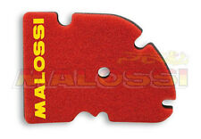 VESPA GTS 125 and GTV 125 MALOSSI DOUBLE RED SPONGE AIR FILTER
