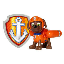 Paw Patrol - Zuma Action Pack Pup and Badge - *BRAND NEW*