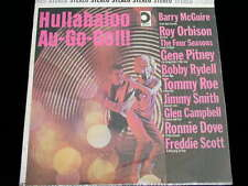 HULLABALOO AU-GO-GO!!! 1962 SEALED Record - LP  Orbison Pitney, Jimmy Smith,