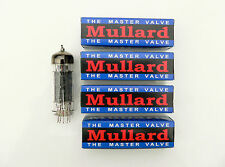 EL84 Mullard Matched Quad valves fit Laney Vox AC30 amplifier reissue tube