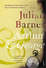 Arthur & George, By Julian Barnes,in Used but Acceptable condition