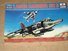 1/72 Esci Laser Harrier GR 3