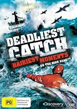 Deadliest Catch: Hairiest Moments on the High Seas DVD NEW