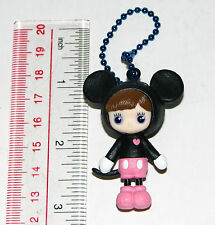 Rare Yujin Disney Dollcena Cosplay Mickey keychain figure (one figure)