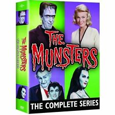 The Munsters Complete Classic 60s TV Series Seasons 1 & 2 Boxed DVD Set NEW!