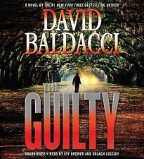 The Guilty by David Baldacci (2015, CD, Unabridged)