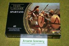 Hail Caesar SPARTANS 28mm Warlord Games Plastic set