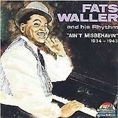 Fats Waller - Ain't Misbehavin' 1934-1943 (1992)