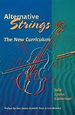 Alternative Strings - The New Curriculum  Book/CD (Softcover) by Lieberman, Jul