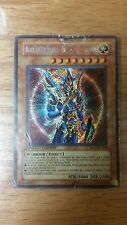 Black Luster Soldier Envoy of the Beginning MC2-EN004 Promo Secret Rare Damaged