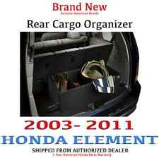 2003- 2011 Honda ELEMENT Genuine OEM Honda Cargo Organizer