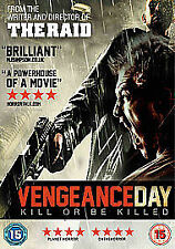 Vengeance Day DVD UK Region 2 PAL Gareth Evans Writer & Director Of The Raid