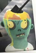 New Zombie Eggpocalypse Egg Cup Spoon & Toast Cutter Horror Weapons Kitchen Goth
