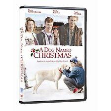 A Dog Named Christmas (DVD, 2011)