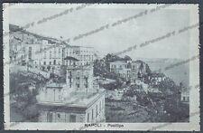 NAPOLI CITTÀ 121 POSILLIPO Cartolina viaggiata 1919