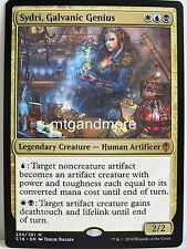 Magic Commander 2016 - Sydri, Galvanic Genius