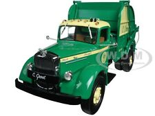 MACK L VINTAGE GARBAGE TRUCK C. GROOT COMPANY 1/34 BY FIRST GEAR 10-4064