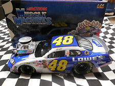 1/24 Jimmie Johnson Lowe's Muscle Machines Car 2005 RCCA Club Car! 1 of ONLY 288