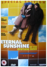 Debbon Ayer, Jim Carrey-Eternal Sunshine of the Spotless Mind  DVD NUOVO
