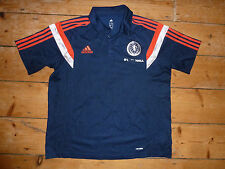 Taille: xl scotland football shirt polo top soccer jersey classic top