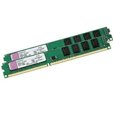 4 GB 2x2GB DIMM Kingston PC3-10600 1333 DDR3 SDRAM (KVR1333D3N9/2G)