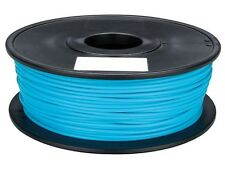 "VELLEMAN PLA3D1 3 mm(1/8"")PLA FILAMENT-LIGHT BLUE/ 2.2 lb FOR K8200 3D PRINTER"