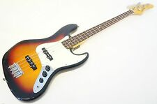 FERNANDES RJB-380 SUNBURST JAZZ BASS World Ship