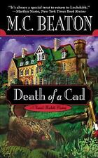Death of a Cad (Hamish Macbeth Mysteries, No. 2)