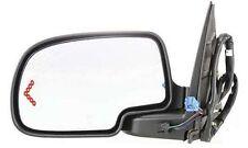 2003 2004 2005 GMC Sierra 1500 LH Driver Side Mirror W/Signal Heated Fold NEW