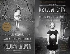 Miss Peregrine's Home for Eigenartige Kinder & Hohl City by Ransom Riggs