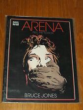 ARENA BRUCE JONES FEEL THE TERROR HORROR MARVEL GRAPHIC NOVEL*