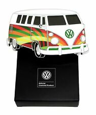 Volkswagen Belt Buckle VW Camper Psychedelic Rays Authentic Officially Licensed