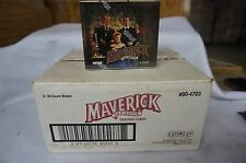 A Case of 1994 Maverick Movie Trading Card 36 Unopened Pack Box Cards NS11