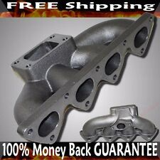 CAST IRON HONDA Civic CRX Integra B-Series Engine Turbo Manifold B-16 B-18