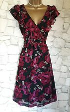 Gorgeous Vintage 1970's Style Gypsy Dress Size 14 From H&M